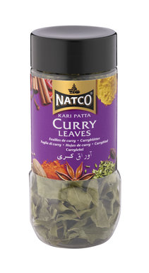Curry Leaves Jar