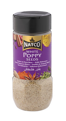 Poppy Seeds White (Jar)