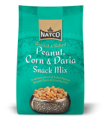 Peanut, Corn and Daria Snack Mix