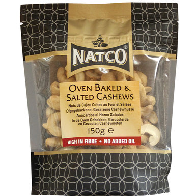 Baked Salted Cashews
