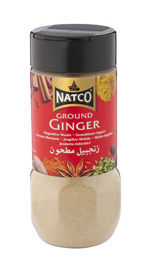 Ground Ginger Jar