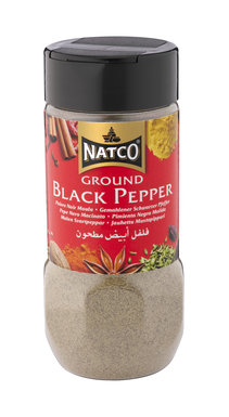 Black Pepper Ground (Jar)