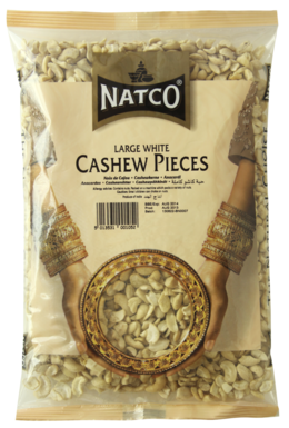 Cashew (Large White Pieces)