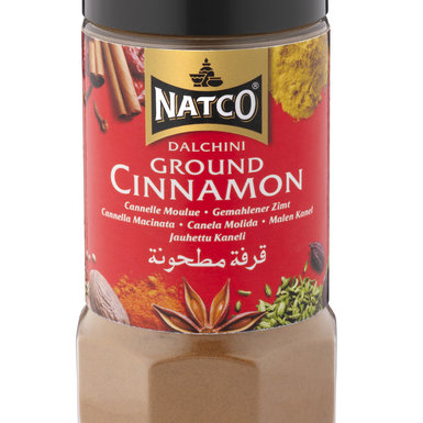 Cinnamon Ground Jar