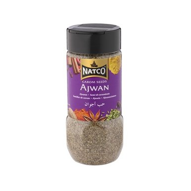 Ajwan Seeds Jar