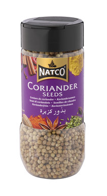 Coriander Seeds Jar