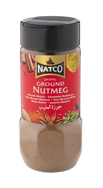 Nutmeg Ground Jar