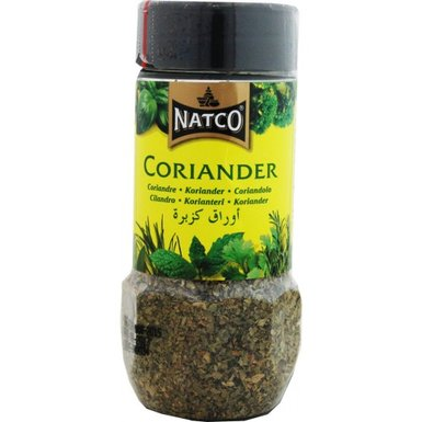 Coriander Leaves Jar