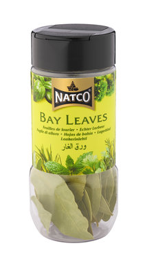 Bay Leaves Jar