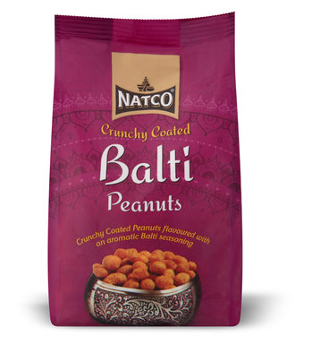Crunchy Coated Balti Peanuts